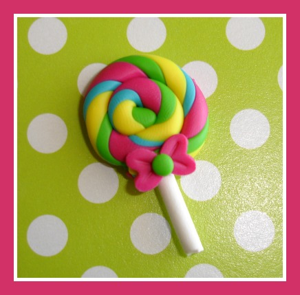 Tutti Fruiti Lollipop