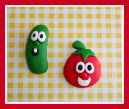 Larry and Bob Veggie Tales