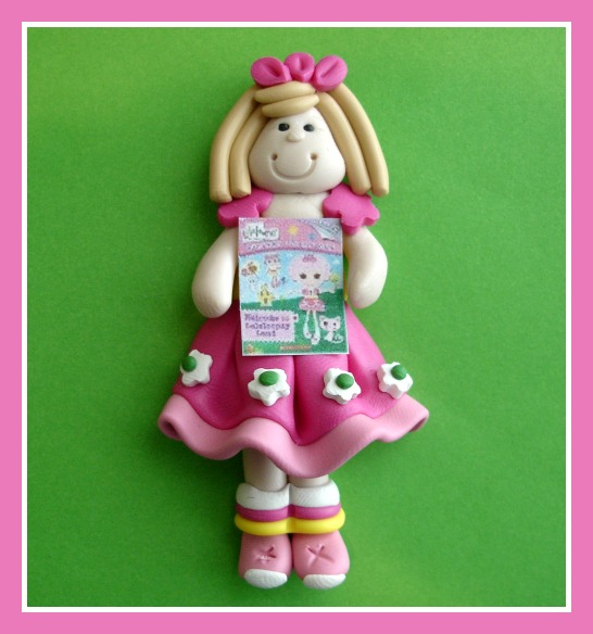Book Club Girl - Lalaloopsy