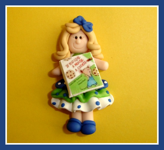 Book Club Girl - If You Give a Mouse a Cookie