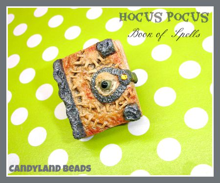 Hocus Pocus - Book of Spells