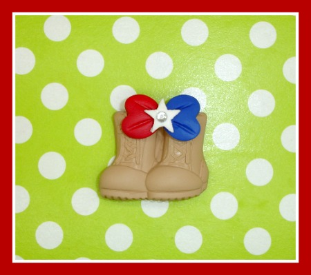 Boots with Bows