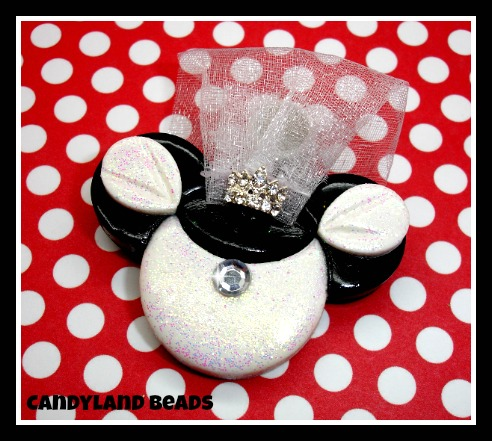 Minnie Bride Ears