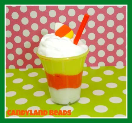 Candy Corn Shake