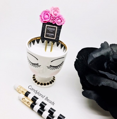 Chanel Perfume Bouquet