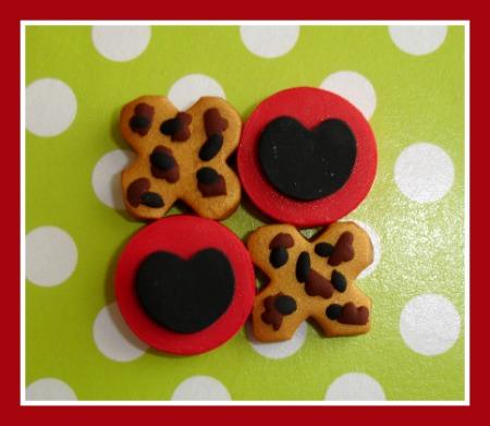 Cheetah XOXO Valentine