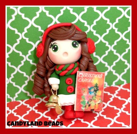 Christmas Caroler