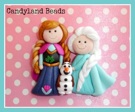 Frozen Trio - Anna, Elsa & Olaf