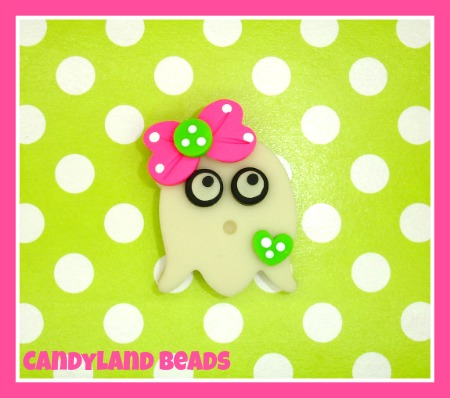 Glow in the Dark Girly Ghost