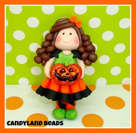 Glitter Pumpkin Cutie