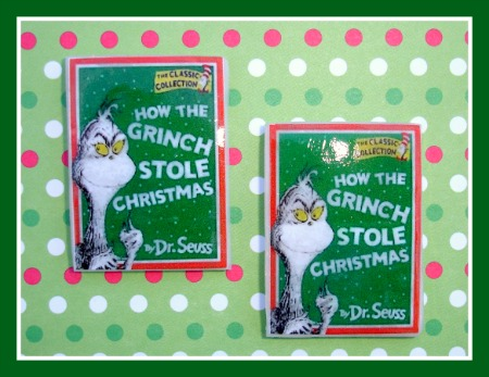 How the Grinch Stole Christmas Books (2)