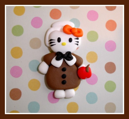 Hello Kitty Pilgrim