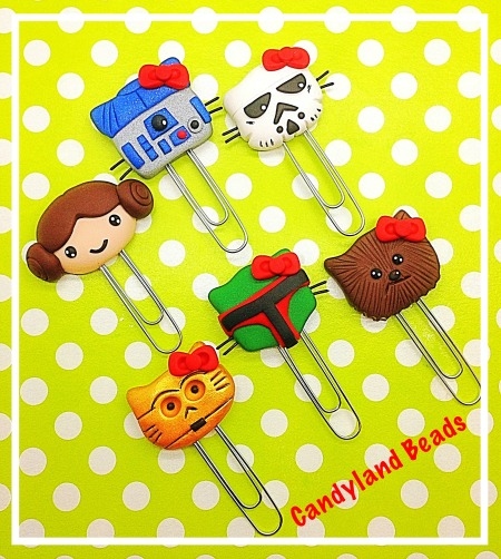 Hello Kitty Star Wars Character (1)