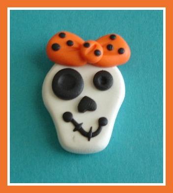 Halloween Skully