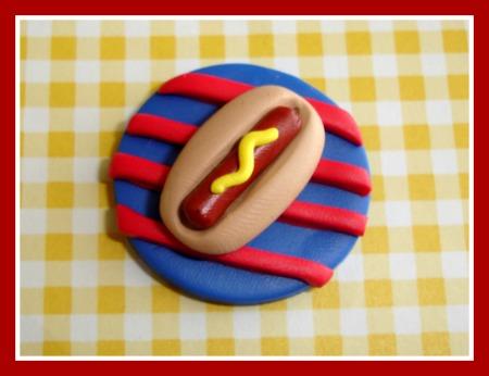 Summer Picnic Hotdog