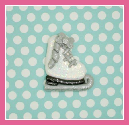 Glitter Ice Skate