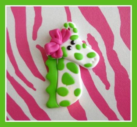 Wild One Giraffe