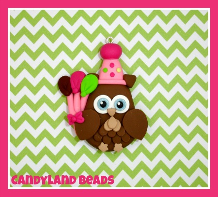 Look Whoo's 1 Birthday Owl
