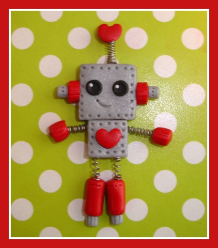 Love Bot Robot