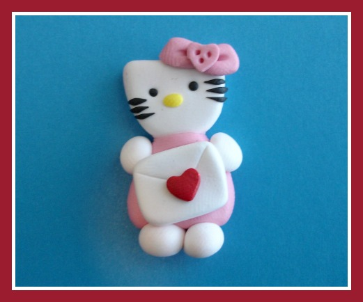 Love Note Hello Kitty
