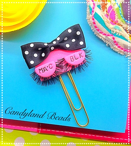 MAC Falsies Planner Clip
