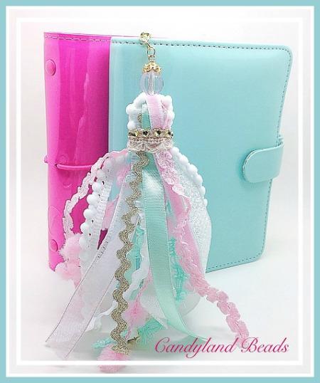 Marie Antoinette Planner Tassel