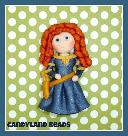 Merida - Brave Princess  Full Body