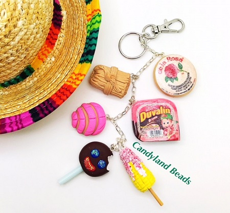 Mexican Favorites Charm Set