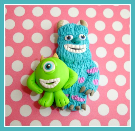 Mike & Sully - Monster's Inc.