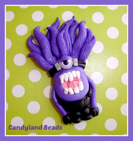 Evil Purple Minion