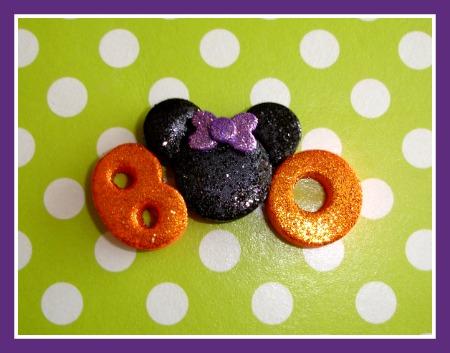 Glitter Minnie Boo