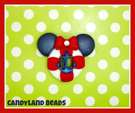 Nautical Minnie Ears