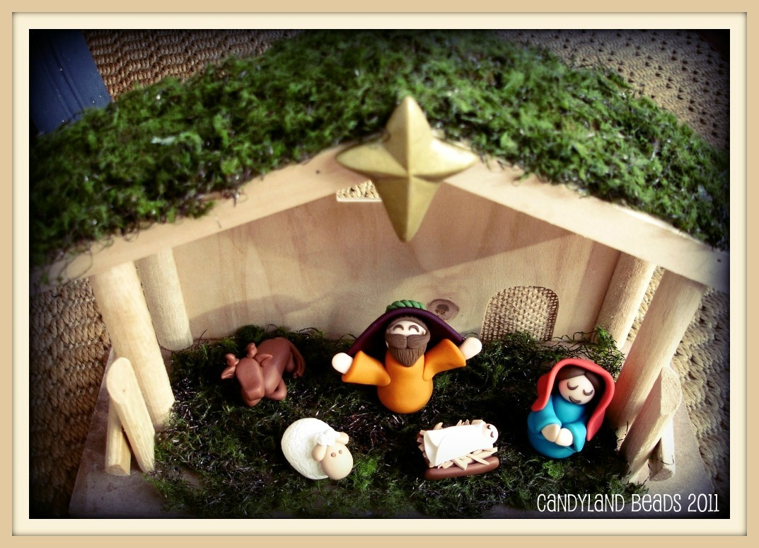 Nativity Set 2011 - 6 pieces