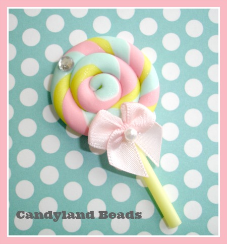 Pastel Lollipop