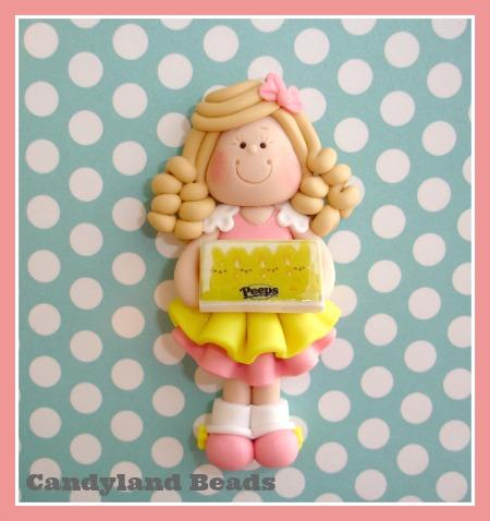 Easter Peeps Candy Girl