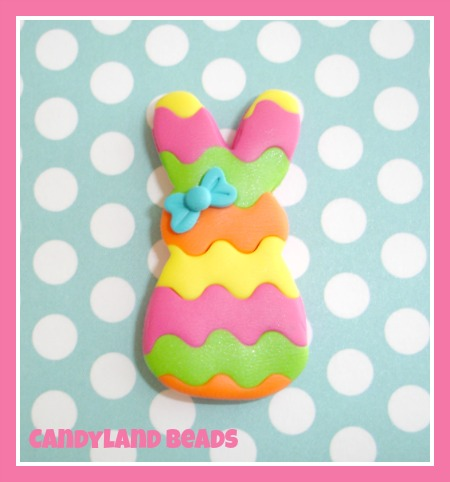 Chevron Easter Peep