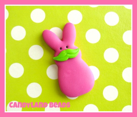 Mustache Peep (Any Colors)
