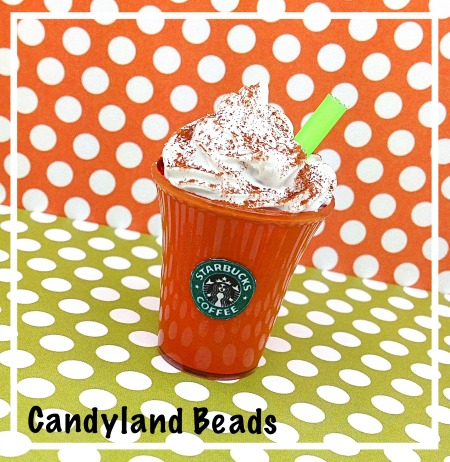 Pumpkin Spice Starbucks Cup