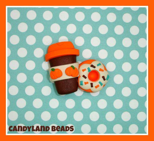Pumpkin Spice Duo (Coffee & Donut)
