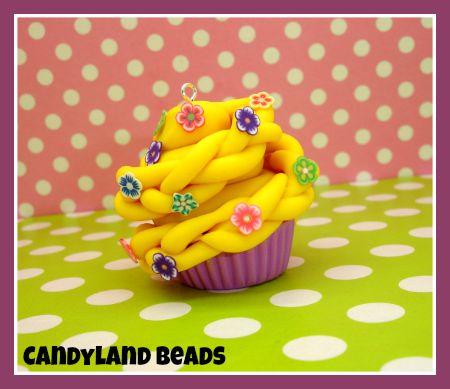 Rapunzel Cupcake