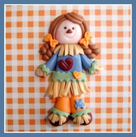 Scarecrow Sweetie