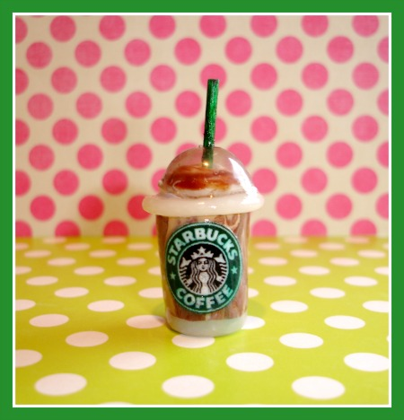 Starbucks Frappuccino with Lid (Any Flavor/Color)