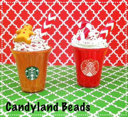 Holiday Starbucks Drinks