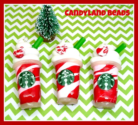 Peppermint Swirl Starbucks