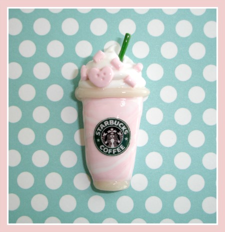 Starbucks Frappuccino Flat Back (Any Flavor/Color)