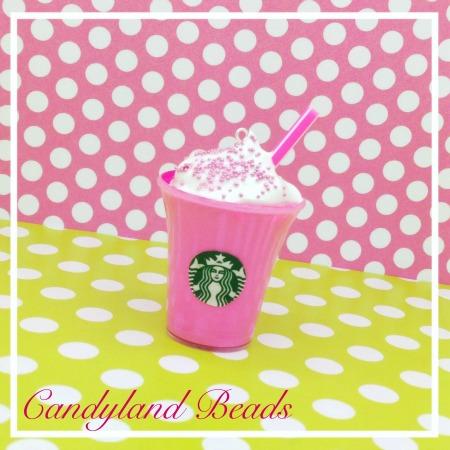 Strawberry Starbucks
