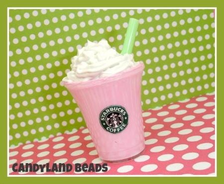 Starbucks Strawberry Frapp