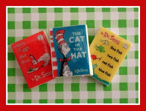 Dr. Suess Book Trio