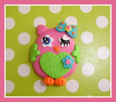 Summer Brights Owl