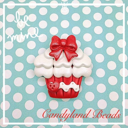 Sweetheart Cupcake (Any Colors)